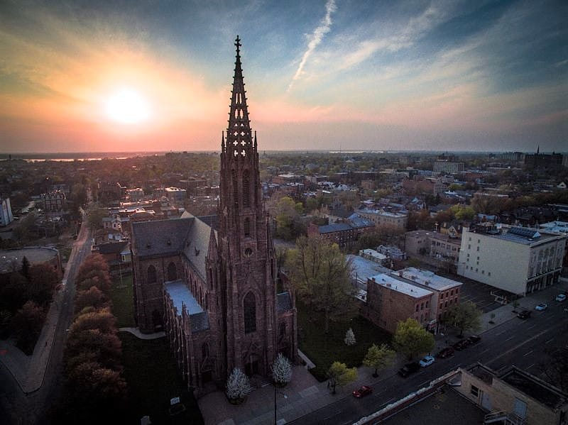 St. Louis – Buffalo's Oldest Catholic Church