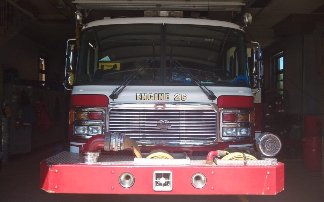 Buffalo Fire Department – Engine 26