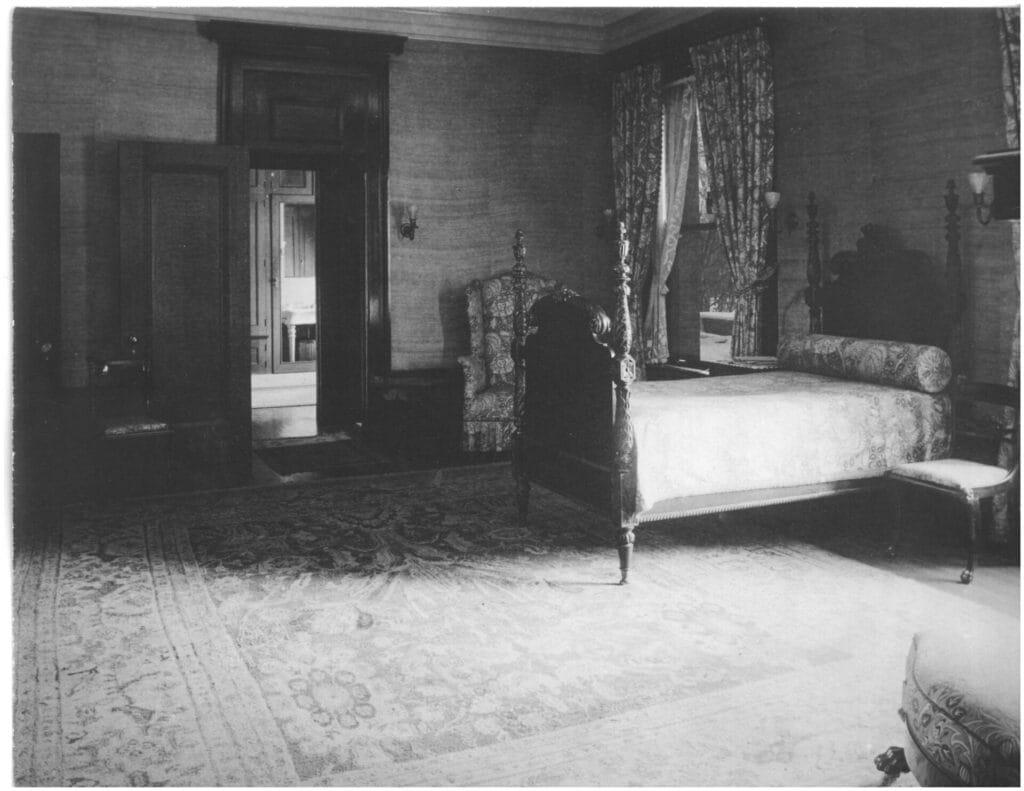 Charles' Bedroom