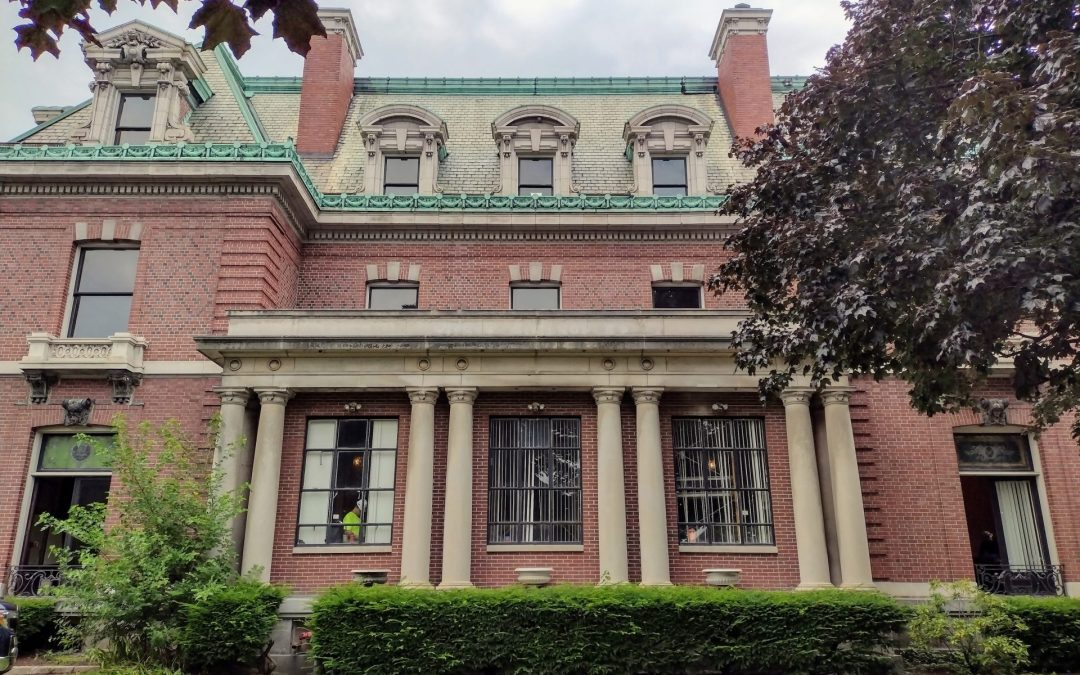 The Goodyear Mansion – One Year Later