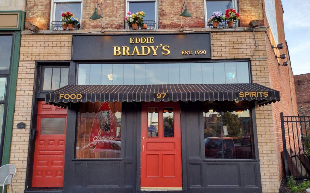 Eddie Brady's on Genesee Street